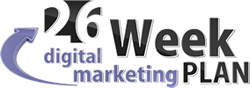 26-Week Digital Marketing Plan